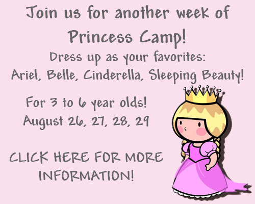 Princess Camp